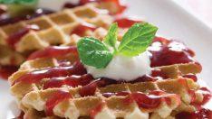 Waffle Tarifi – Tatlı Tarifleri