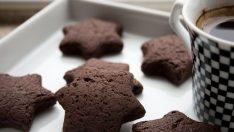 Kakaolu Yıldız Kurabiye Tarifi – Kurabiye Tarifleri