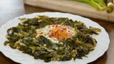 Yumurtalı Çiriş Kavurması Tarifi – Sebze Yemekleri