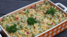 Bezelyeli Havuç Salatası Tarifi – Salata Tarifleri