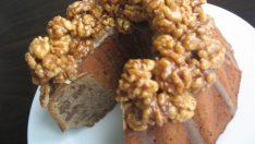 Kahveli ve Cevizli Kek Tarifi – Kek Tarifleri