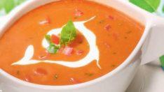 Kremalı Domates Çorbası Tarifi – Çorba Tarifleri