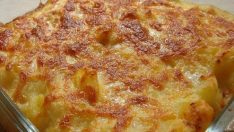 Kremalı Patates Tarifi- Aperatif Tarifler