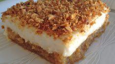 Krokanlı Tatlı Tarifi – Pasta Tarifleri