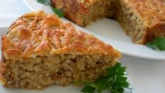 Bulgur Böreği Tarifi – Börek Tarifleri
