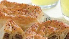 Fırında Çiğ Börek Tarifi – Börek Tarifleri