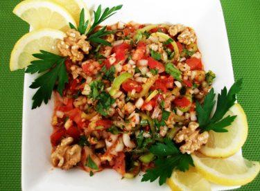 Gavurdağı Salatası Tarifi – Salata Tarifleri
