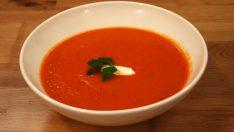 Kırmızı Biber Çorbası Tarifi – Çorba Tarifleri