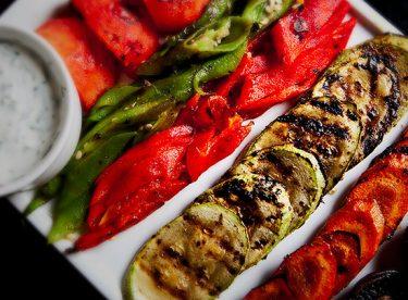 Karışık Sebze Izgara Tarifi – Sebze Yemekleri
