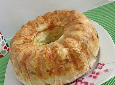 Kek Kalıbında Peynirli Börek Tarifi – Börek Tarifleri