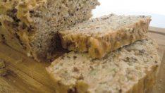 Keten Tohumlu Çekirdekli Ekmek Tarifi – Hamur İşleri