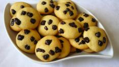 Parça Çikolatalı Kıtır Kurabiye – Kurabiye Tarifleri