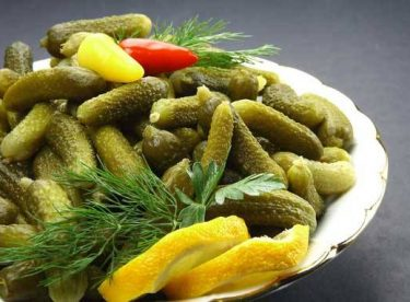 Salatalık Turşusu Tarifi – Turşu Tarifleri