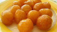 Ballı Lokma Tatlısı Tarifi – Şerbetli Tatlı Tarifleri