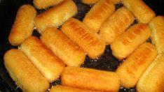 Değişik Patates Kroket Tarifi – Aperatif Tarifler
