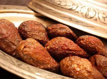 Ekşili Kuru Patlıcan Dolması Tarifi – Ana Yemek Tarifleri