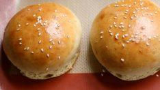 Ev Yapımı Hamburger Ekmeği Tarifi – Hamur İşleri