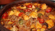 Fırında Kuzu Etli Patates Tarifi – Ana Yemek Tarifleri