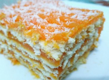 Havuçlu Bisküvili Pasta Tarifi – Pasta Tarifleri