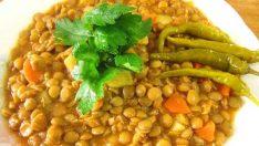Havuçlu Yeşil Mercimek Yemeği Tarifi – Ana Yemek Tarifleri