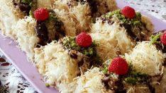 Kadayıflı Tavuk Göğsü Sarması Tarifi – Sütlü Tatlı Tarifleri