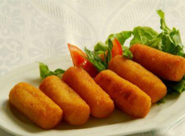 Kolay Patates Kroket Tarifi – Aperatif Tarifler
