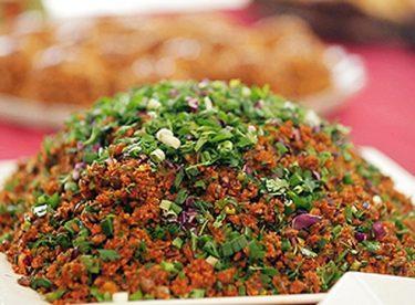 Mercimekli Kısır Tarifi – Salata Tarifleri