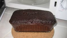 Mikrodalgada Islak Kek Tarifi – Kek Tarifleri