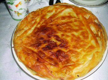 Patatesli Tava Böreği Tarifi – Börek Tarifleri