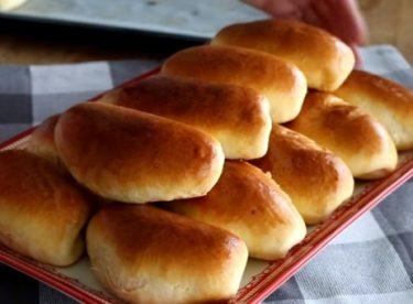 Sütlü Minik Ekmek Tarifi – Hamur İşleri
