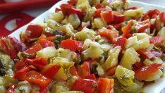 Sirkeli Patlıcan Tarifi – Meze Tarifleri