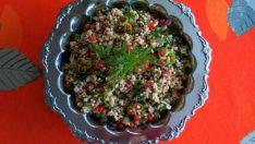 Narlı Bulgur Salatası Tarifi – Salata Tarifleri