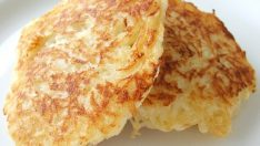 Patates Mücveri Tarifi – Aperatif Tarifler