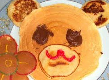Bal Kabaklı Pancake Tarifi – Kahvaltılık Tarifleri