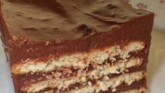 Bisküvili Pasta Tarifi – Pasta Tarifleri