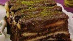 Bisküvili Yaş Pasta Tarifi – Pasta Tarifleri
