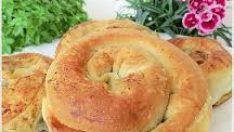 El Açması Ispanaklı Gül Böreği Tarifi – Börek Tarifleri