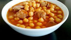 Etli Nohut Yemeği ve Pirinç Pilavı Tarifi – Bugün Ne Pişirsem?