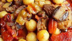 Fırında Etli Türlü Yemeği – Ana Yemek Tarifleri