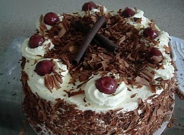 Kakaolu Yaş Pasta Tarifi – Pasta Tarifleri