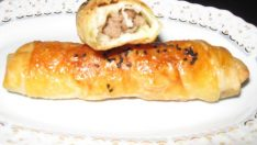 Kıymalı Yufka Böreği Tarifi – Börek Tarifleri