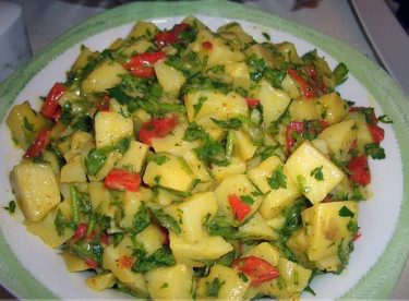 Kolay Patates Salatası Tarifi – Salata Tarifleri