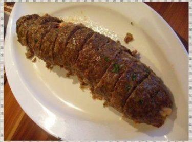 Köz Patlıcanlı Köfte Sarma Yemeği Tarifi – Köfte Tarifleri