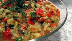 Közlenmiş Patlıcan Salatası Tarifi – Salata Tarifleri