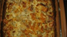 Kremalı Mantarlı Tavuk Tarifi – Tavuklu Tarifler