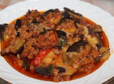 Patlıcan Oturtma Tarifi – Ana Yemek Tarifleri