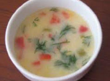 Sebzeli Yoğurtlu Çorba Tarifi – Çorba Tarifleri