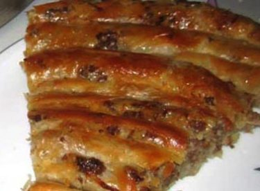 Çarşaf Böreği Tarifi – Börek Tarifleri