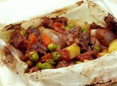 Tavuklu Kağıt Kebabı+Arpa Şehriyeli Pirinç Pilavı Tarifi – Bugün Ne Pişirsem?
