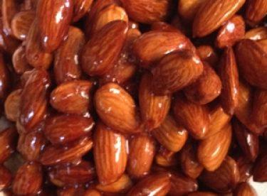 Gebrannte Mandeln – Şekerli Kavrulmuş Badem Tarifi – Kurabiye Tarifleri